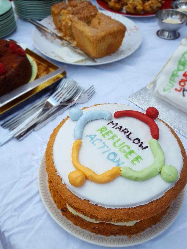 MRAG cake
